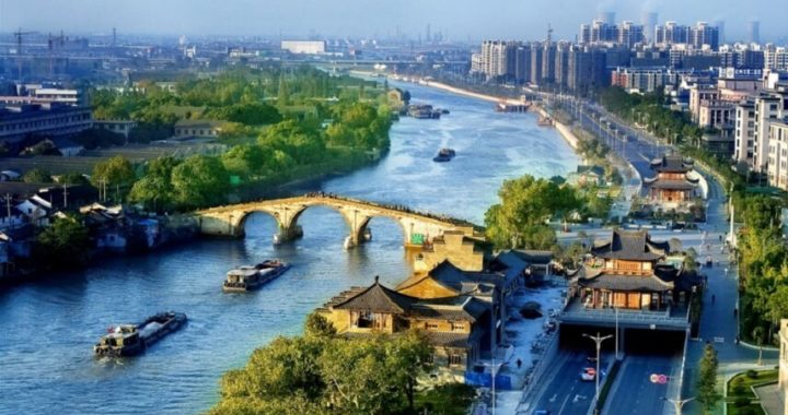 Grand Canal China-Tourism
