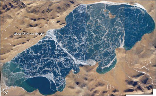Lake Puma Tibet