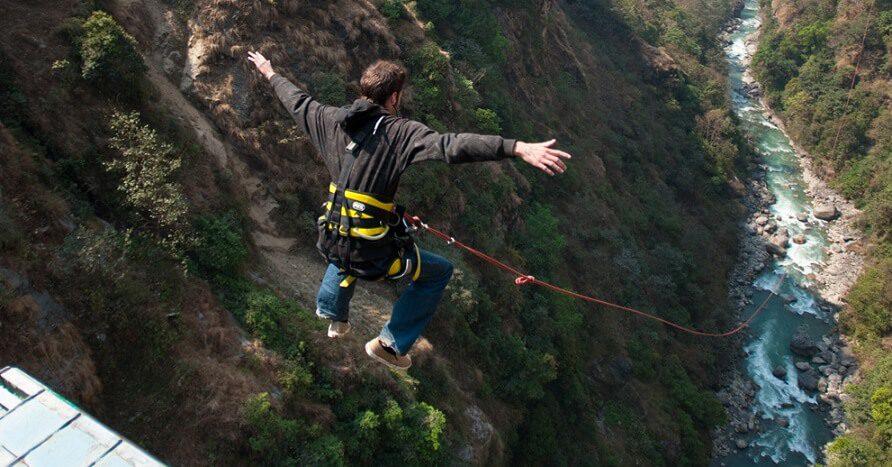 Tandem Swing Nepal