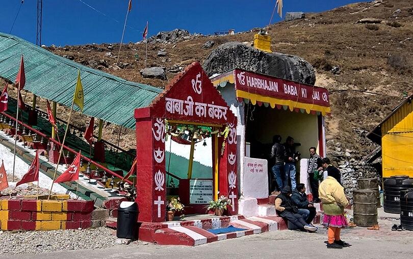 Baba-Harbhajan-Singh-Temple