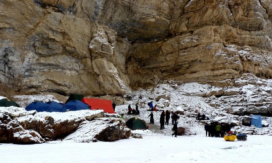 Chadar Trek - One of the top 10 best Treks in India