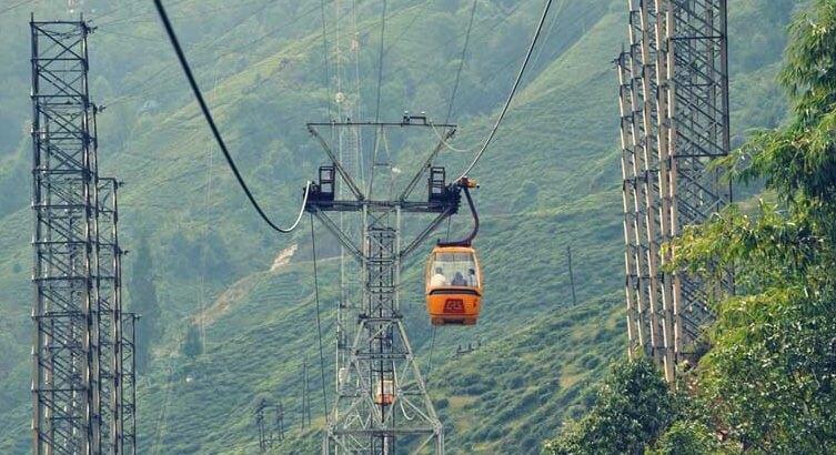 Darjeeling Ropeway - one of the 9 Best Places To Visit in Darjeeling