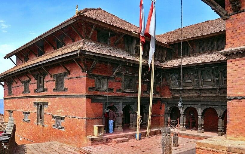 Gorkha Palace, Gorkha Darbar- Nepal