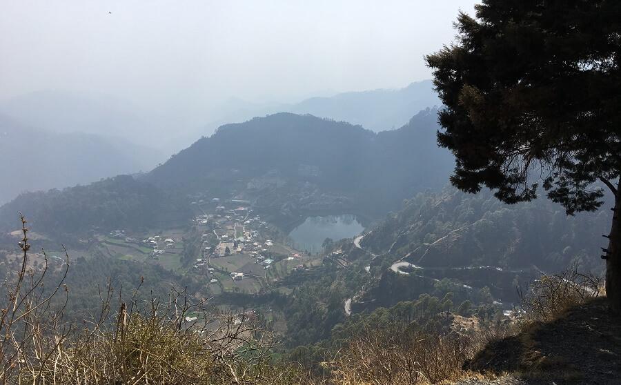 Khurpatal Lake Nainital - One of the 10 Best Places to Visit in Nainital