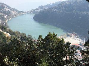 Naini Lake or Nainital Lake