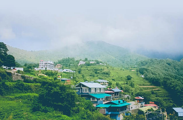 Pangot- One of the 5 Lesser known Places in Uttarakhand