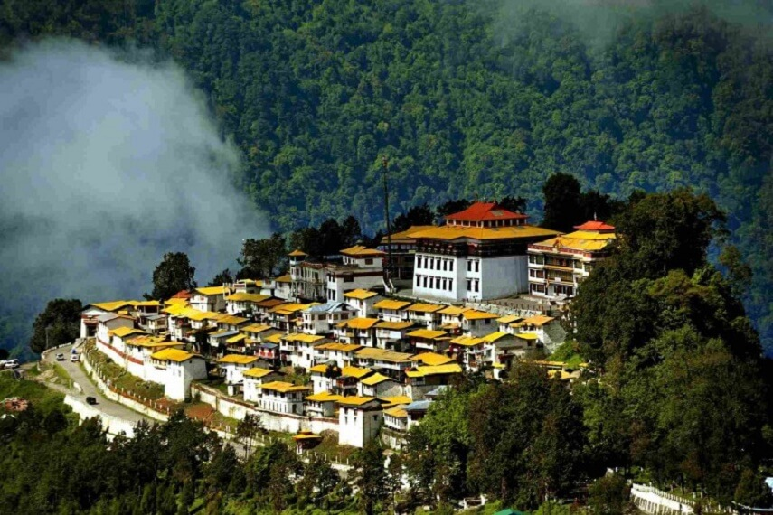 Tawang Monastery Arunachal Pradesh, India