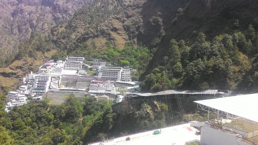 Vaishno Devi Temple Jammu & kashmir