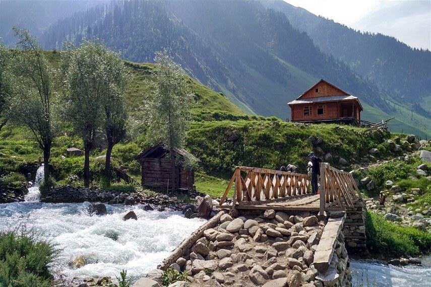 Warwan Valley Trek