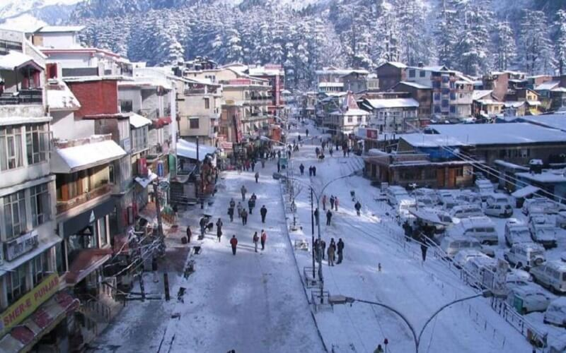 Himachal Pradesh Tour With Shimla Manali