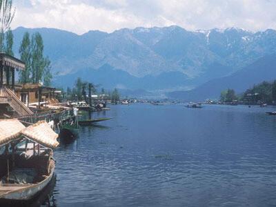 Wular Lake Kashmir