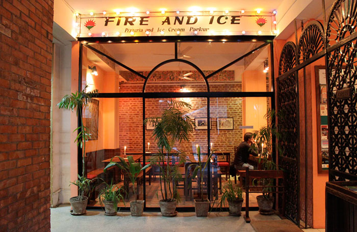 Fire And Ice Pizzeria Kathmandu