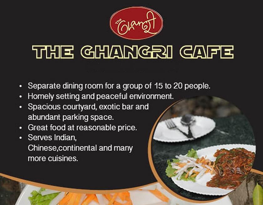 Ghangri Cafe, Pulchowk