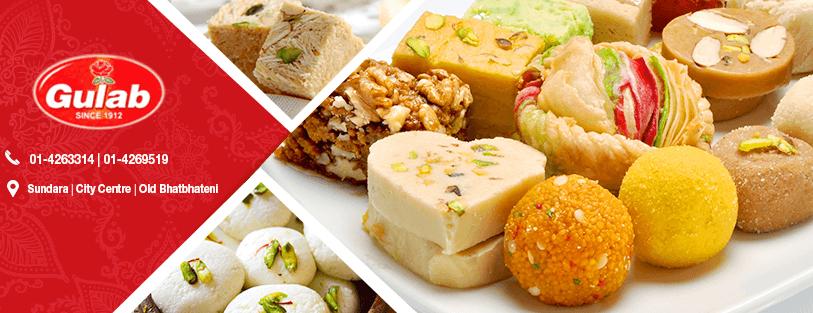 Gulaab Sweets, Nepal