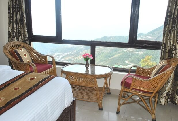 Deluxe Room, Hotel Pavillion, Mussoorie