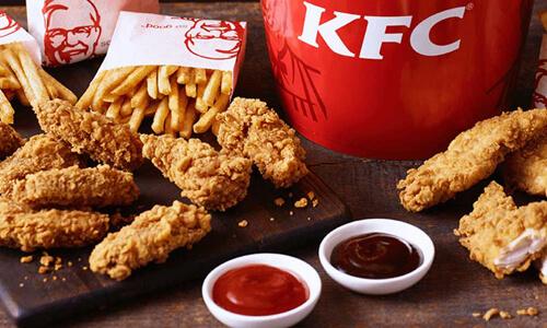 KFC Durbar Marg, Nepal