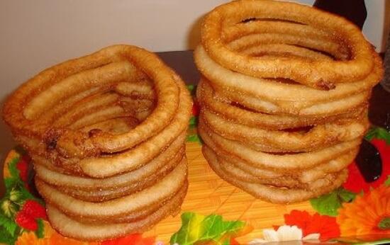 Sel Roti - Nepali Recipe