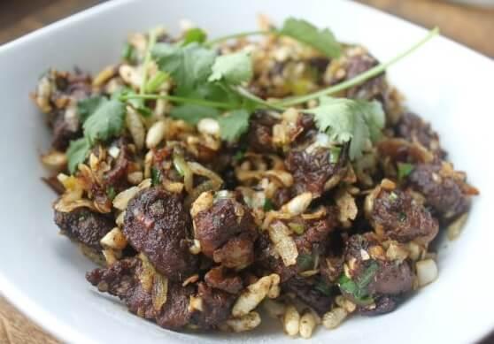 Taas Nepali Non-Veg Food