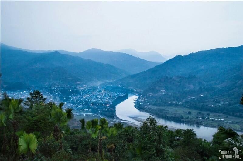 Daporijo A tribal town of central Arunachal Pradesh