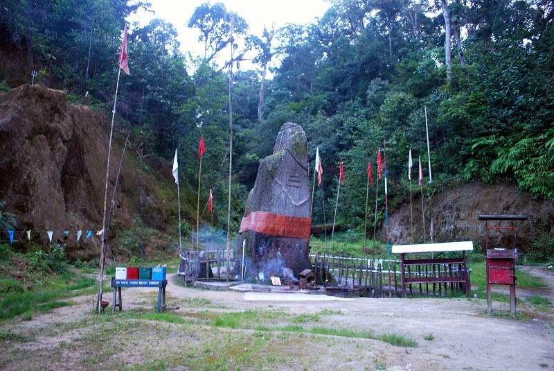 Siddeswar Nath Temple, Ziro, Arunachal Pradesh