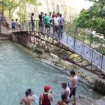 Neer Garh Waterfall in Rishikesh