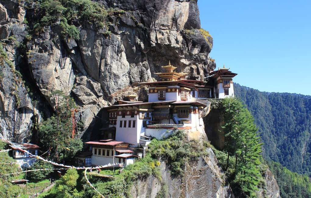 Paro Bhutan - One of the best Himalayan Regions to Visit in 2019