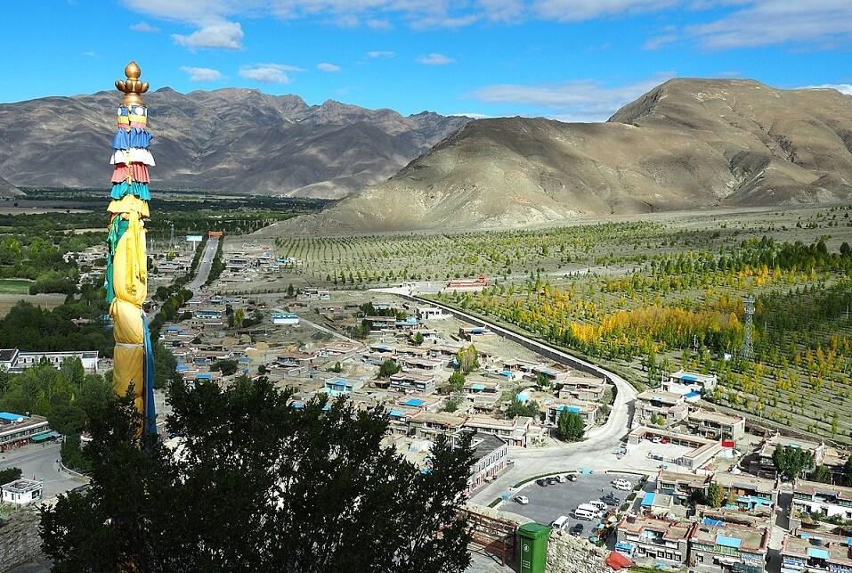 Shannan, Tibet