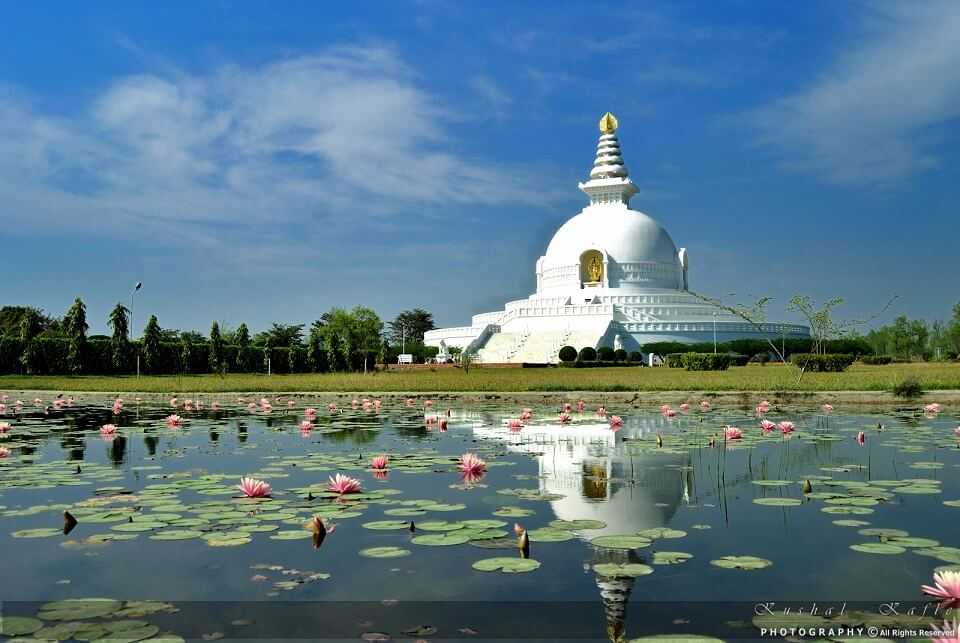 The Monastery of World Peace, Lumbini