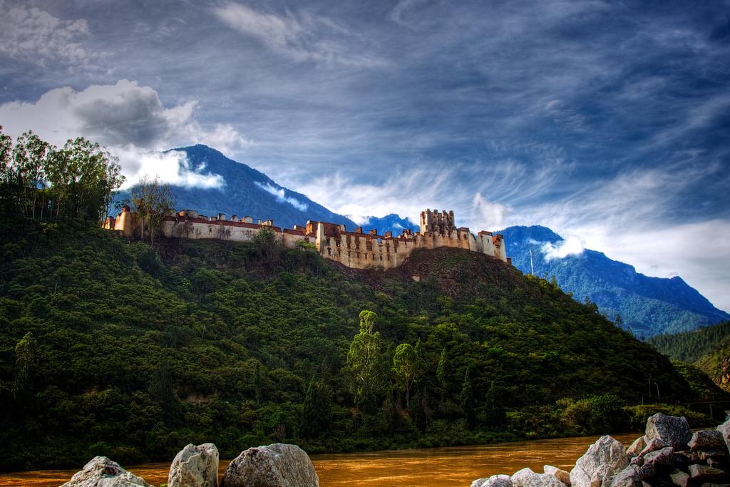Wangdue Phodrang , Bhutan