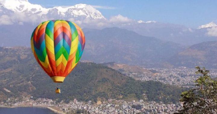 Hot Air Ballooning in Kathmandu