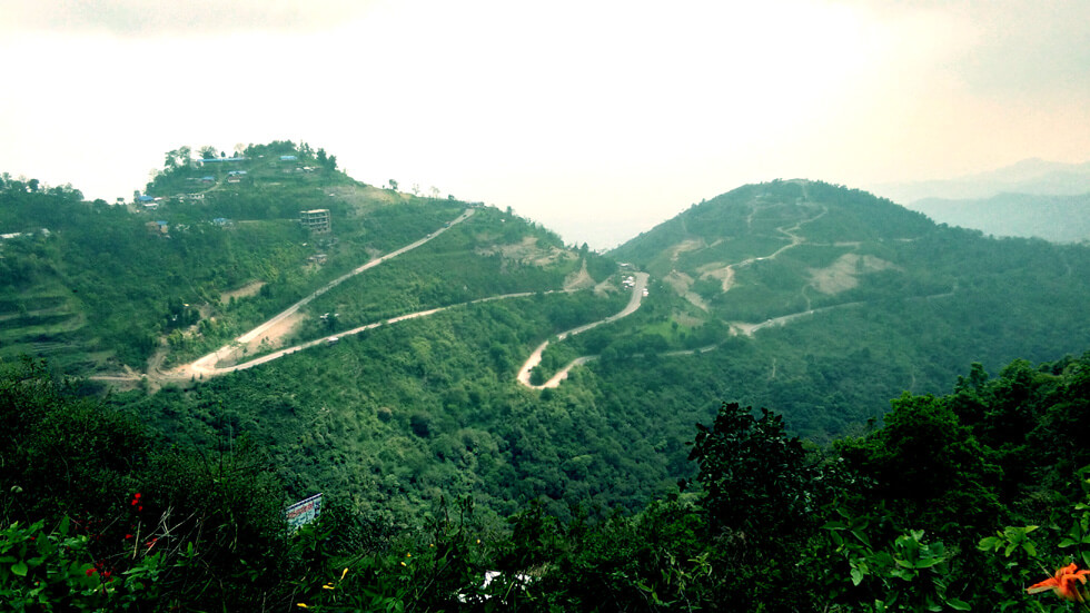 Bhedetar Famous Hill Station In eastern Nepal - 7 Most beautiful Villages in Nepal for Tourism