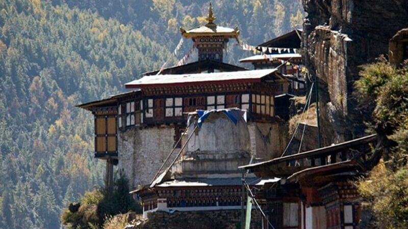 Dzongdrakha Temple, Bhutan