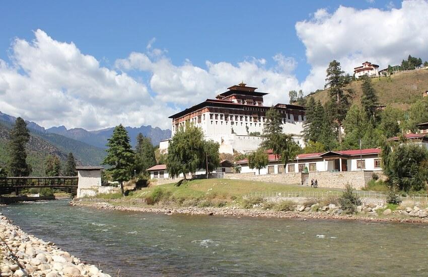 Rinpung Dzong- Paro, Bhutan