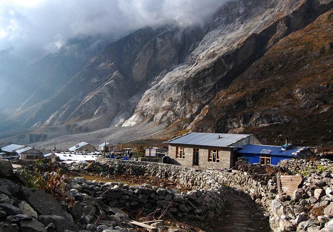 Langtang Nepal Valley