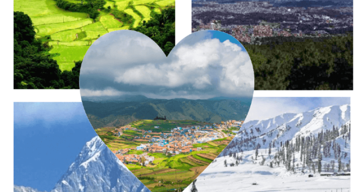 5 Must Visit Hill Stations in India This Summer