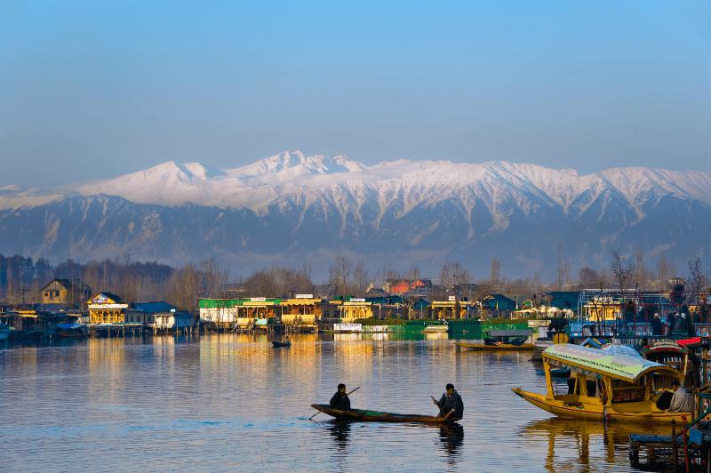 Top 5 Tourist Destinations in Jammu and Kashmir